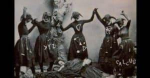 жертвоприношение voodoo