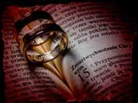 снять венец безбрачия кольцом