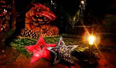 ритуалы обряды гадания в новогоднюю ночь