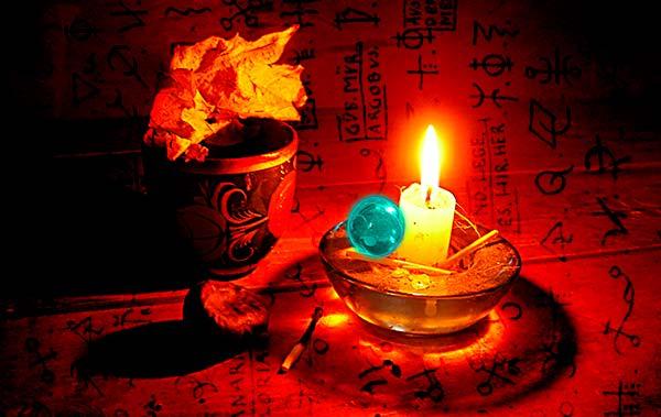 быстрый приворот на свечу